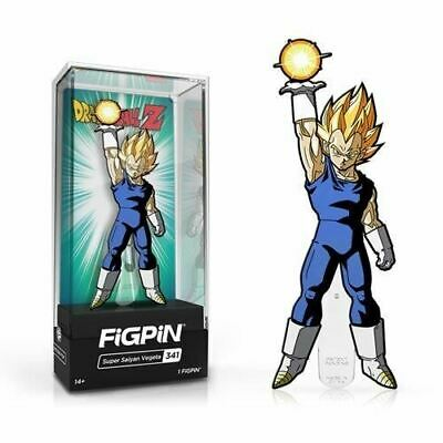 FiGPiN Android 21 #208 DragonBall FighterZ 1st Edition Z Enamel Pin Hard Case