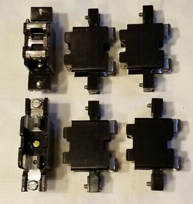 New Curtis Milw Fuse Holder Lot Of 6