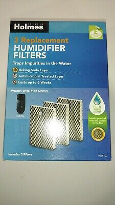HOLMES HUMIDIFIER REPLACEMENT Filter HWF100 Antimicrobial