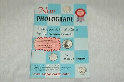 Photograde guide book for US coins Official American Numismatic Association