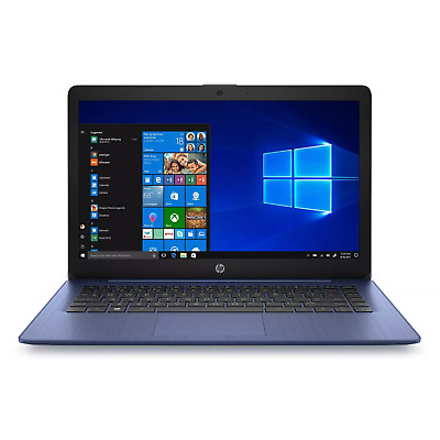 HP Stream 14-Inch Touch (AMD Dual Core 2.20 GHz, 4GB, 64GB eMMC, HDMI, Windows10