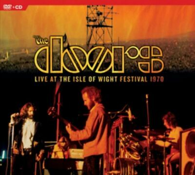 Doors - Live At The Isle Of Wight - Festival 1970 - Cd + Dvd