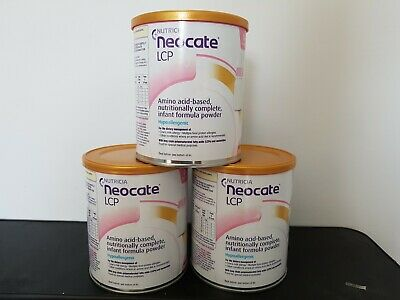 Nutricia Neocate LCP 400g x 3