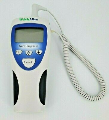 Welch Allyn SureTemp Plus Digital Thermometer  690 / 692 + Probe & Probe Covers