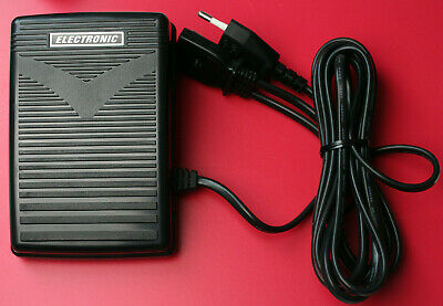 Foot Control Pedal for Singer 6660,6669,6680,7466,7467,7468,7469,9940,9960,9970