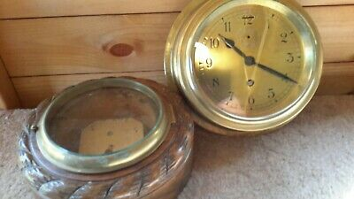 Clock Cases..for Repair Or Spares