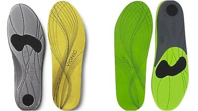Vionic Orthotic Insoles - Full Length Insole - Active Comfort Orthopaedic