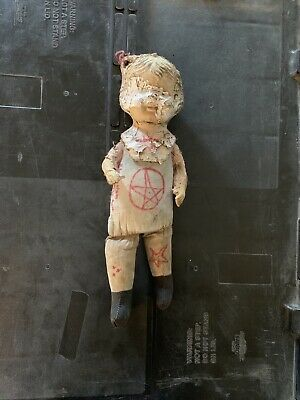 Haunted Doll Scary