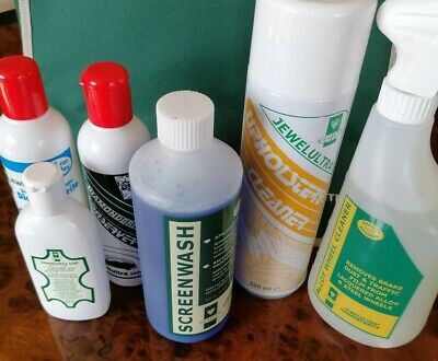 Diamondbrite Kit Carry Bag And Car Wash Products Set