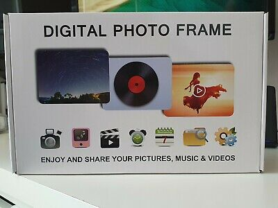 "8"" Digital Picture Frame"
