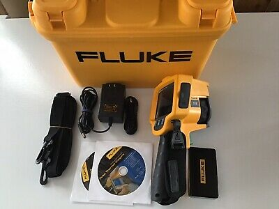 Fluke TiS Thermal Imager With Case And Charger