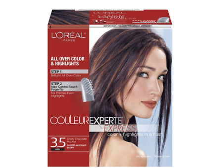 L'Oreal Couleur Experte Color Hair Highlights Dark Mahogany/Chocolate Mousse 3.5