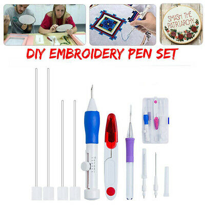 Oh Sew Easy Punch Embroidery Needle