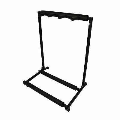 3 Way Multi Guitar Rack Holder Stand Electric Acoustic Bass Stands For Guitars