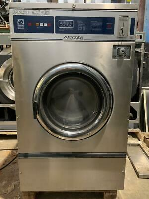 WCN40 40 lb. Dexter T600 washing machine, 220V, 3Ph, Reconditioned
