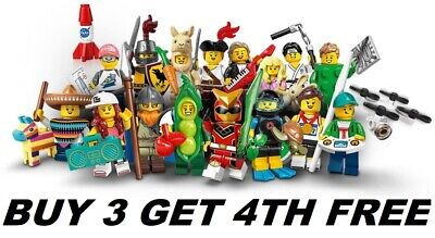 Lego Minifigures Series 20 71027 Pick Choose Your Figure + Buy 3 Get 1 Free