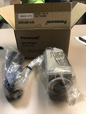 Panasonic WV-BP330 CCTV Camera - New