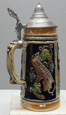 The Monopoly Guy Custom Made Beer Stein