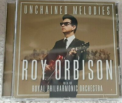 CD Album Unchained Melodies: Roy Orbison & The Royal Philharmonic Orchestra