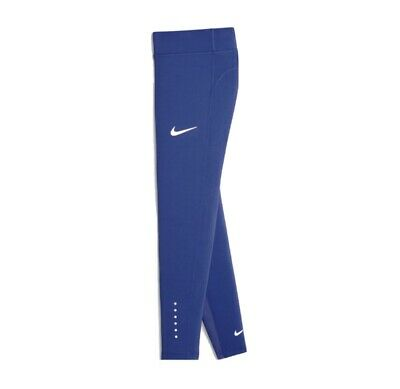 Nike Epic Lux Girls Kids Leggings Size S 8-10 Years 128-137  Cm High RRP£40