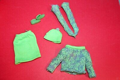 Barbie Francie Doll 1965 Vintage Gad A Bout Outfit #1250 Tagged Original