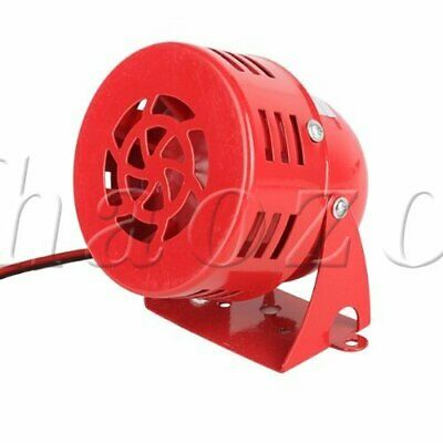 Industrial AC12V 120dB MS-190 Alarm 120dB Sound Motor High Power Buzzer Siren