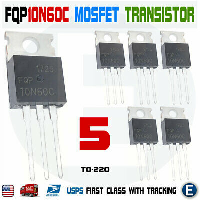 10pcs FQP16N25C FQP16N25 250V N-Channel MOSFET TO-220