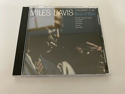 Miles Davis - Kind Of Blue Cd 1997