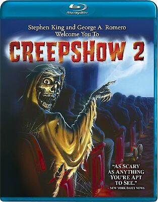 CREEPSHOW 2 New Sealed Blu-ray