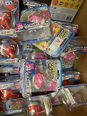 Joblot 38 X Assorted Superwings Toys