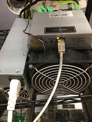 Bitmain Antminer S9 Bitcoin Miner With Power Supply 13.5TH/s