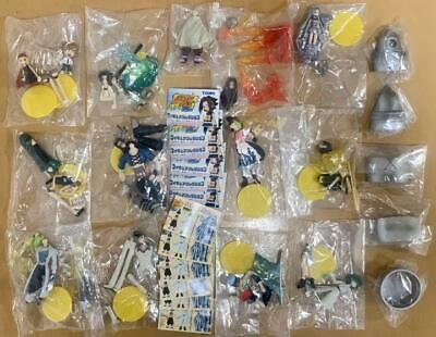 Shaman King Figure Collection Part1 2 Complete Set *Ex* From Japan *Ki0427
