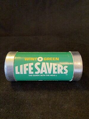 Vintage Life Savers Candy Wint O Green Puzzle Game Toy Advertising