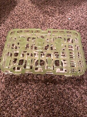 Dr Browns Dishwasher Basket for Small Items and baby bottle parts