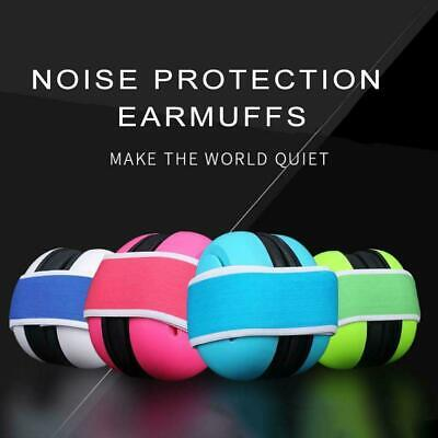 Kids Girls Boys Ear Defenders Baby Noise Cancelling Safety Earmuffs Hot Q6H6