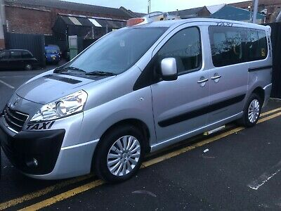 Peugeot E7 Taxi Short wheel base only 53k on clock under 4 years old £17999.99