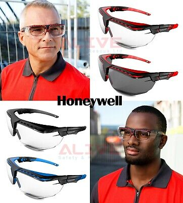 Honeywell AVATAR OTG Safety Goggles Fit over Prescription Spectacles Glasses