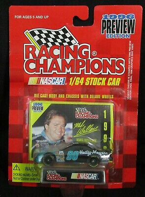 NEW Racing Champions - NASCAR 1996 Preview - 1:64 #90 HEILIG-MEYERS FORD WALLACE