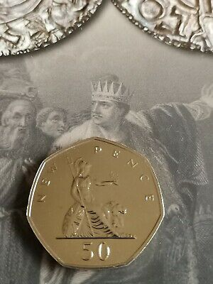 1972 50P Proof Coin. Not released for Circulation Proof Quality  FREE POSTAGE