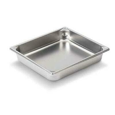 Vollrath - 30222 - Half Size 2 1/2 in Deep Super Pan V® Steam Table Pan