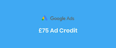 £75 Gift Card Google Ads (Adwords) Free Credit and £100 microsoft credit