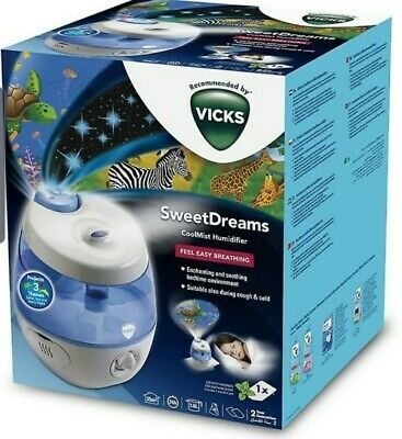 Vicks Filter Free Cool Mist Humidifier, 1.0 CT( same day shipping) | eBay