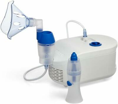 OMRON C102 Total Nebulise with Nasal Shower