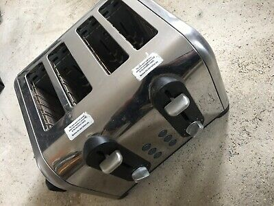 Details about Russell Hobbs 22408 Worcester 4Slice Toaster Complement Any Modern Kitchen Cream