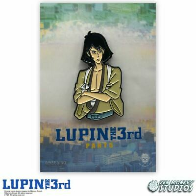 Zen Monkey: Arms-Crossed Goemon - Lupin the 3rd Collectible Pin