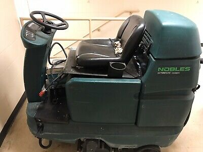 Nobles Strive Rider Floor Extractor