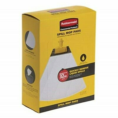 Rubbermaid Spill Mop Refill Holds Up To 32 Ounces Of Water