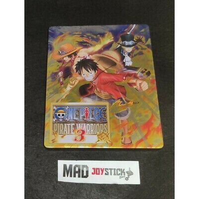 Caja Metálica One Piece Pirate Warriors 3 - Ps3 Ps4