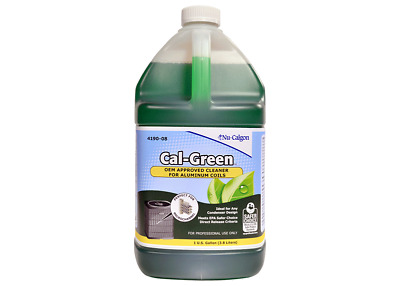 NuCalgon Cal-Green Condenser Coil Cleaner 419008 1Gal