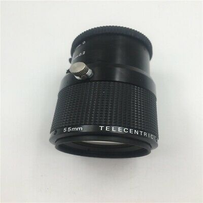 One New In Box COMPUTAR TEC-M55 Telecentric HD Lens